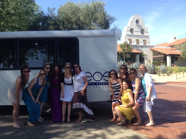 Santa Barbara Wine Shuttle