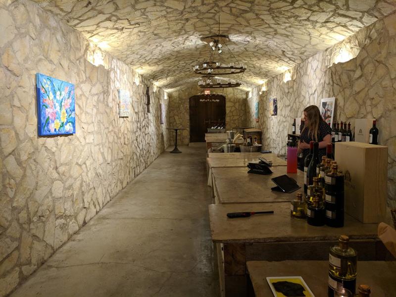 Wine Tasting at Sunstone Vineyards
